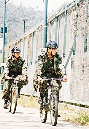 Hong Kong Border Patrol