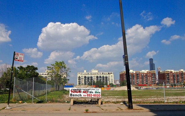 Vacant Chicago Lot
